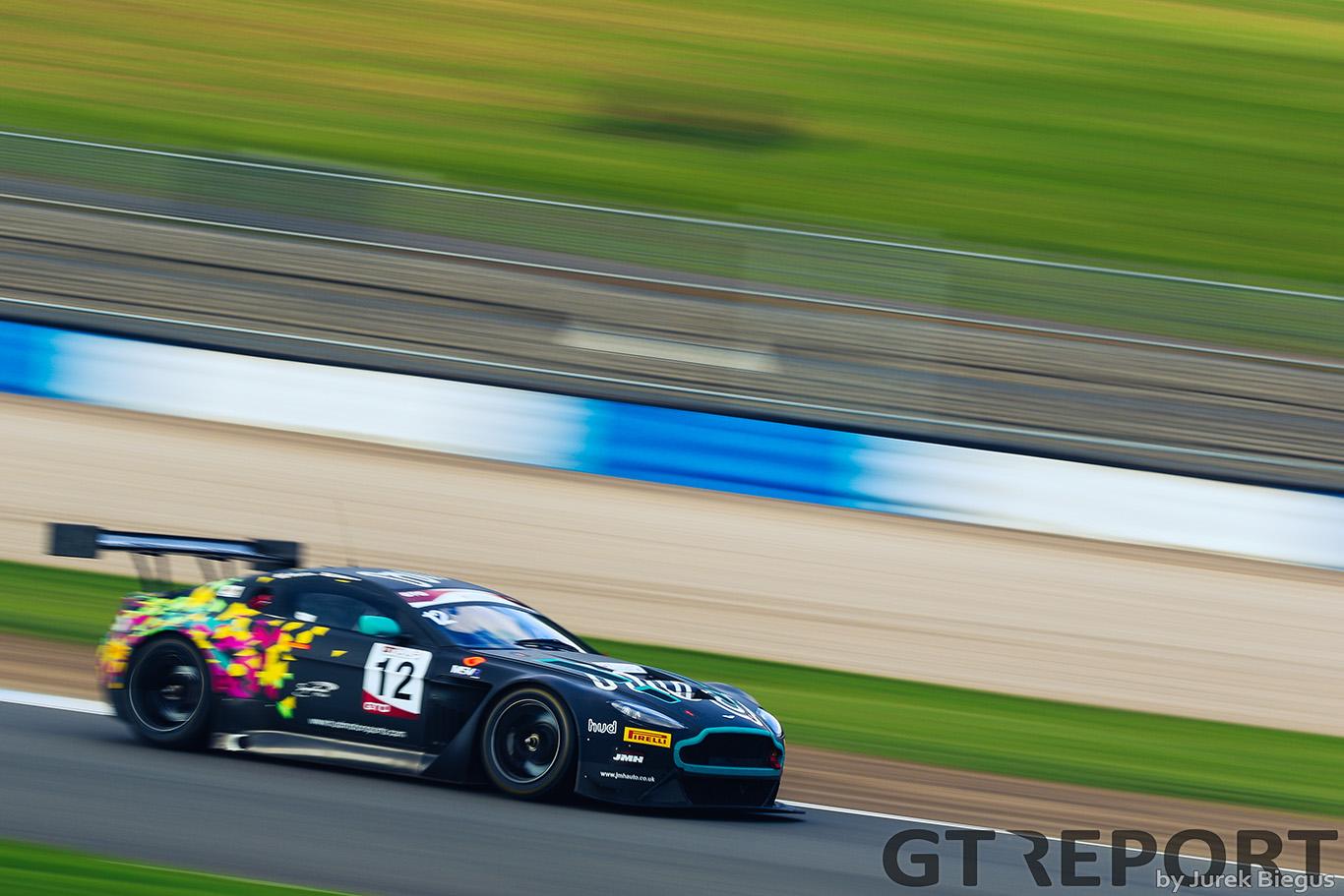 Aston Martin Vantage Gt3 Tech Analysis Gt Report