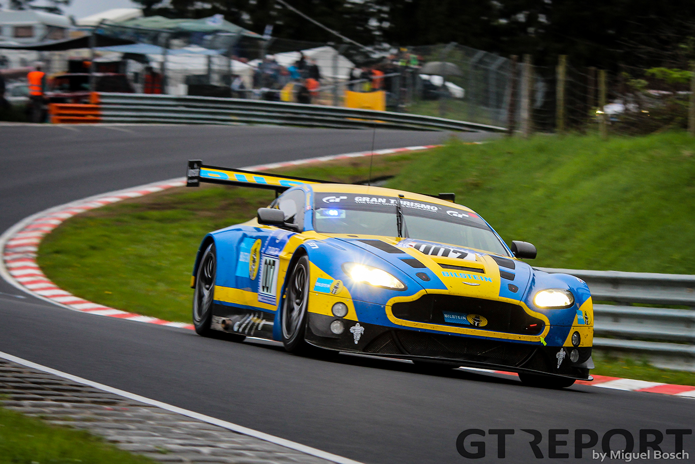 Tech analysis: Aston Martin Vantage GT3 | GT REPORT