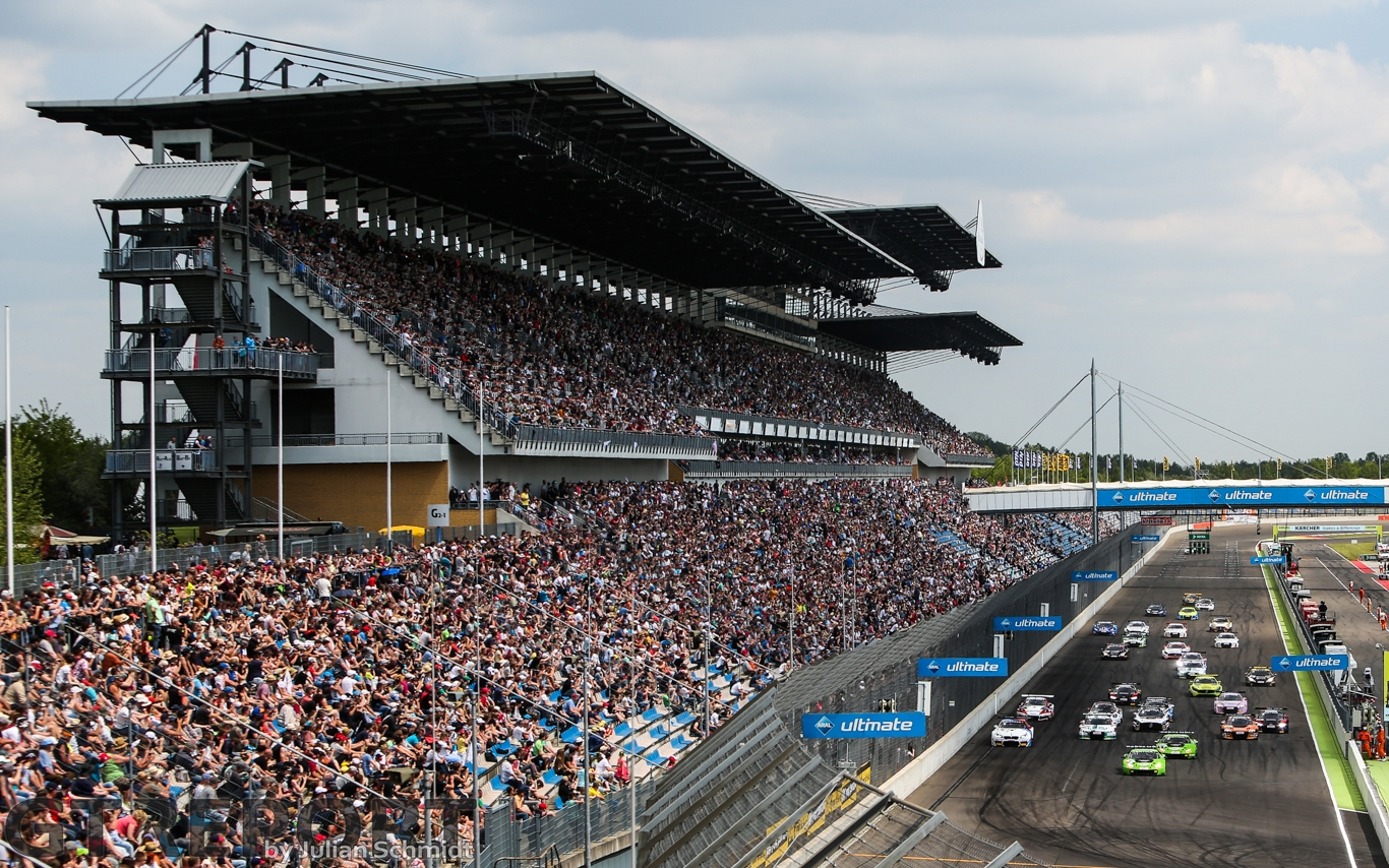 ADAC GT Masters Lausitzring