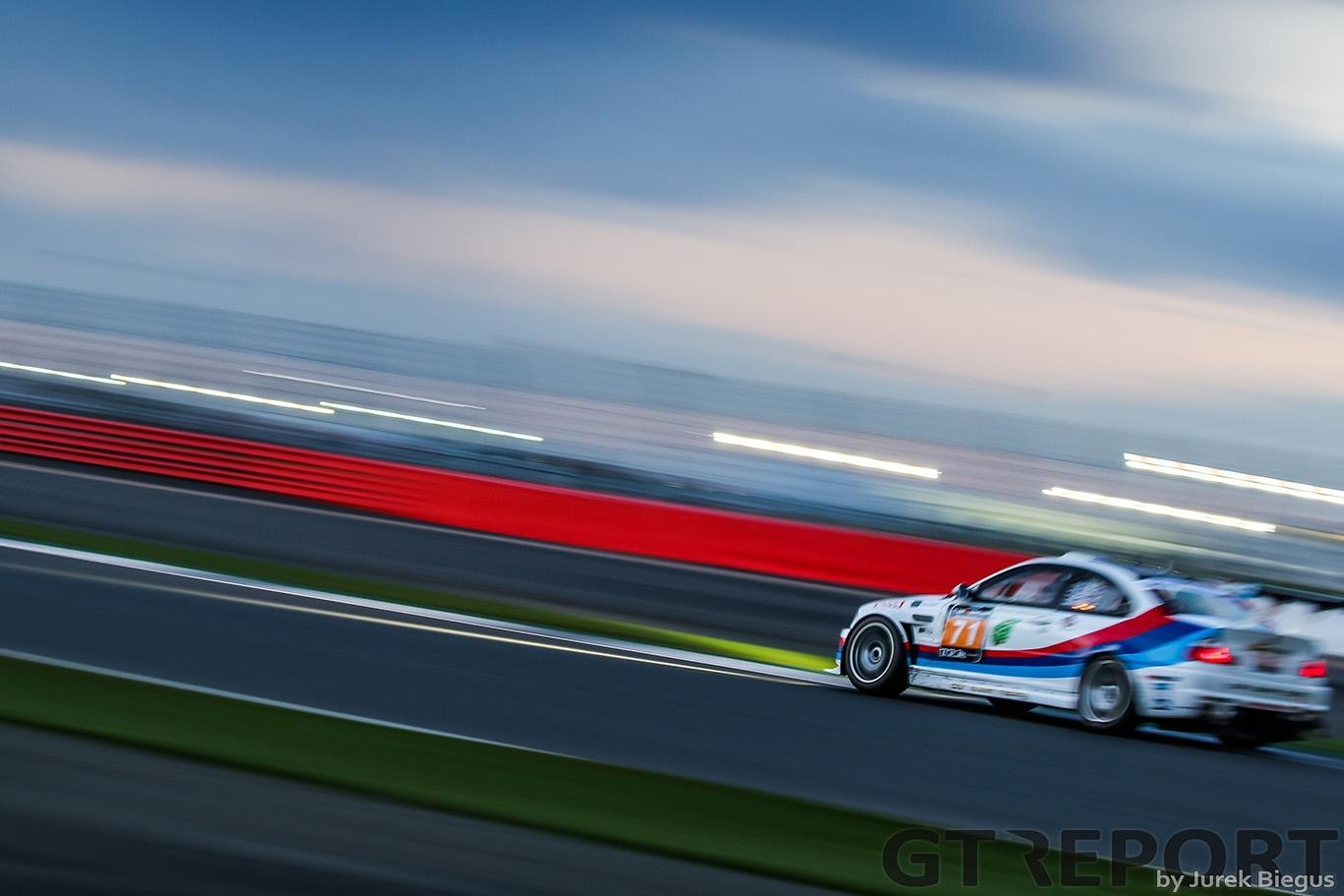 Cor Euser Racing | A3 | BMW M3 (3200cc) | James Briody | Peter Klutt | Cor Euser | Maarten Mus | John Farano | Hankook 24 hours of Silverstone | 01/02 April 2017 | Photo: Jurek Biegus
