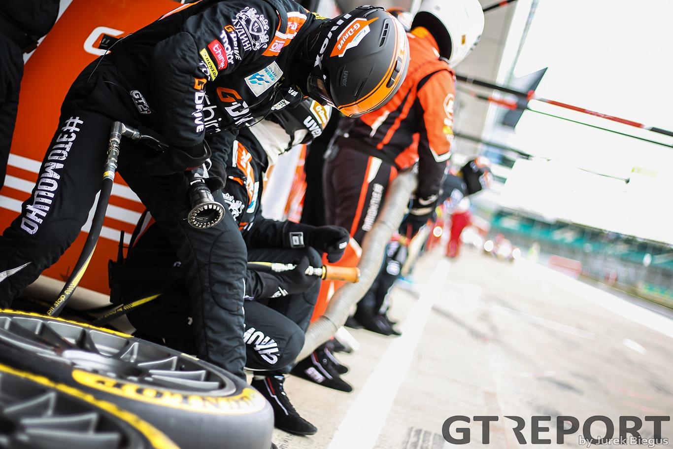 G-Drive Racing | Oreca 07 Gibson | Romain Rusinov | Alex Lynn | Pierre Thiriet | FIA World Endurance Championship | Silverstone | 15 April 2017 | Photo: Jurek Biegus