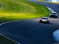 Witt Gamski & Ross Wylie | MJC Furlonger Ferrari 458 GTE | Scot Adam & Mike Moss | Moss Motorsport BMW 1M E82 | Britcar Dunlop Endurance Championship | Donington Park | Photo: Jurek Biegus