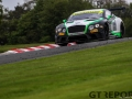 Team Parker Racing | Bentley Continental GT3 | Ian Loggie | Callum Macleod | British GT Championship | Oulton Park | 17 April 2017 | Photo: Jurek Biegus