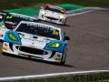 HHC Motorsport | Ginetta G55 GT4 | Stuart Middleton | William Tregurtha | British GT Championship | Rockingham Motor Speedway | 30 April 2017 | Photo: Jurek Biegus