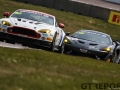 Macmillan AMR   Aston Martin Vantage GT4   William Phillips   Jan Jonck   Tolman Motorsport   McLaren 570S GT4   David Pattison   Joe Osborne   British GT Championship   Rockingham Motor Speedway   30 April 2017   Photo: Jurek Biegus