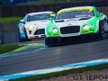 Team Parker Racing Bentley Continental GT3 with drivers Ian Loggie & Callum Macleod | British GT Championship | Donington Park | Photo: Jurek Biegus