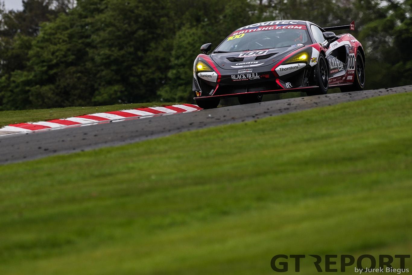 | British GT Championship | Oulton Park | 17 April 2017 | Photo: Jurek Biegus