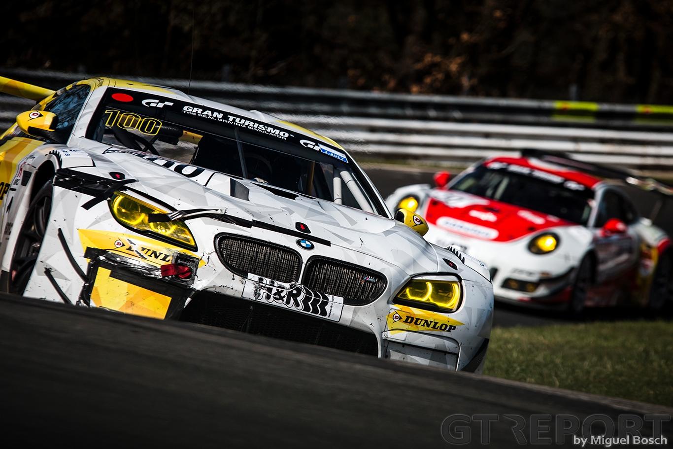 2017 VLN01 Christian Krognes 06 Miguel Bosch GT REPORT