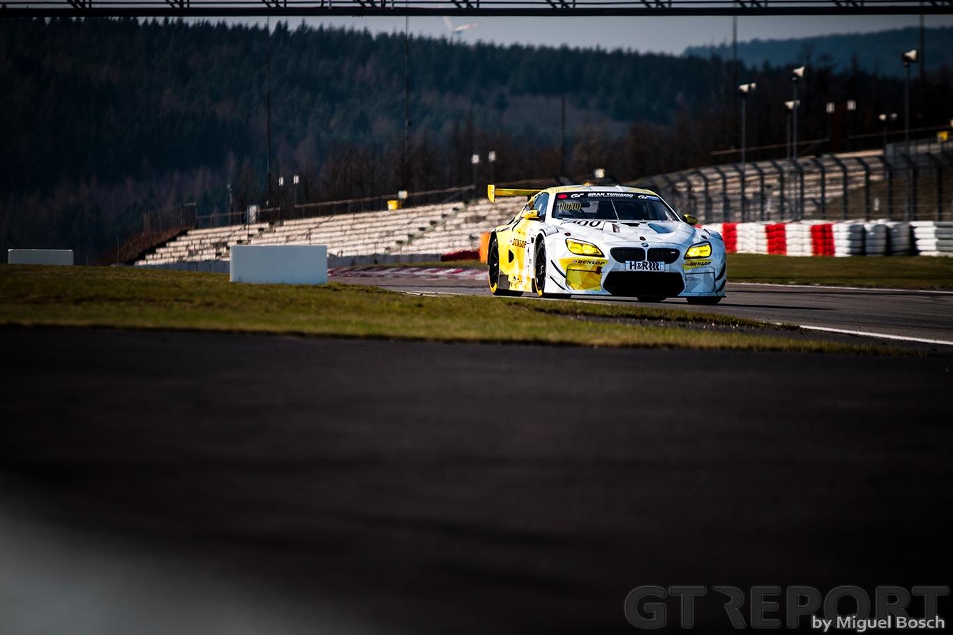 2017 VLN01 Christian Krognes 02 Miguel Bosch GT REPORT