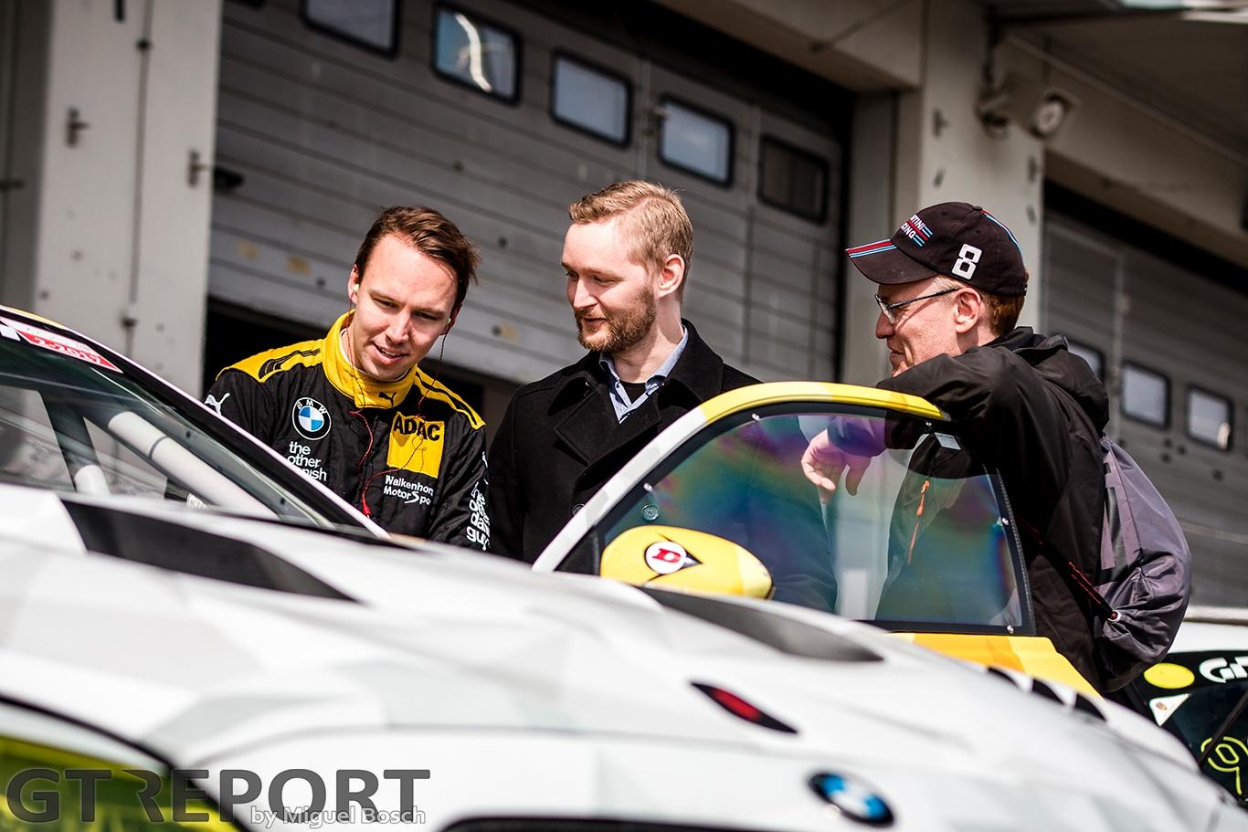 2017 VLN02 Christian Krognes 04 Miguel Bosch GT REPORT
