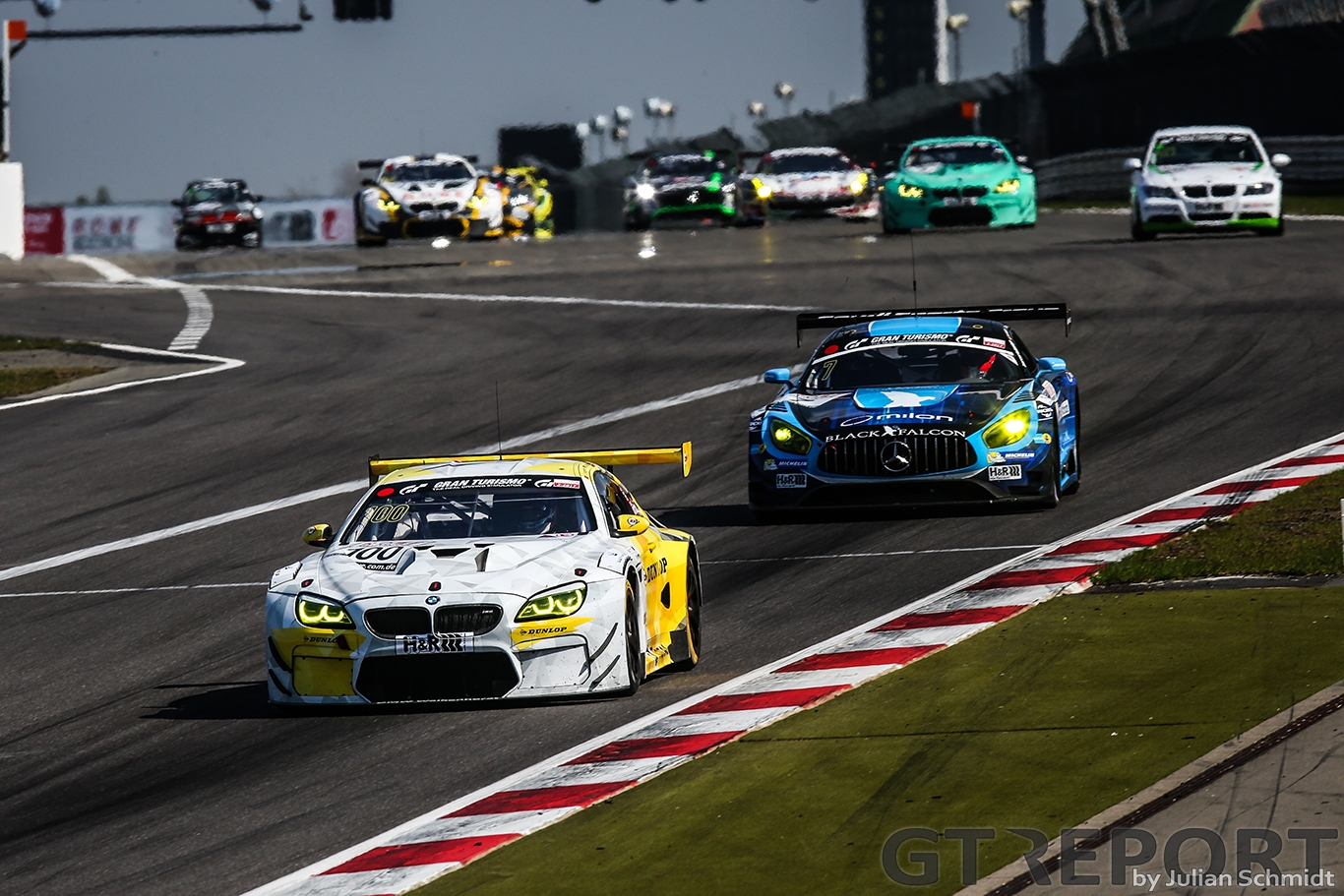 2017 VLN02 Christian Krognes 05 Julian Schmidt GT REPORT