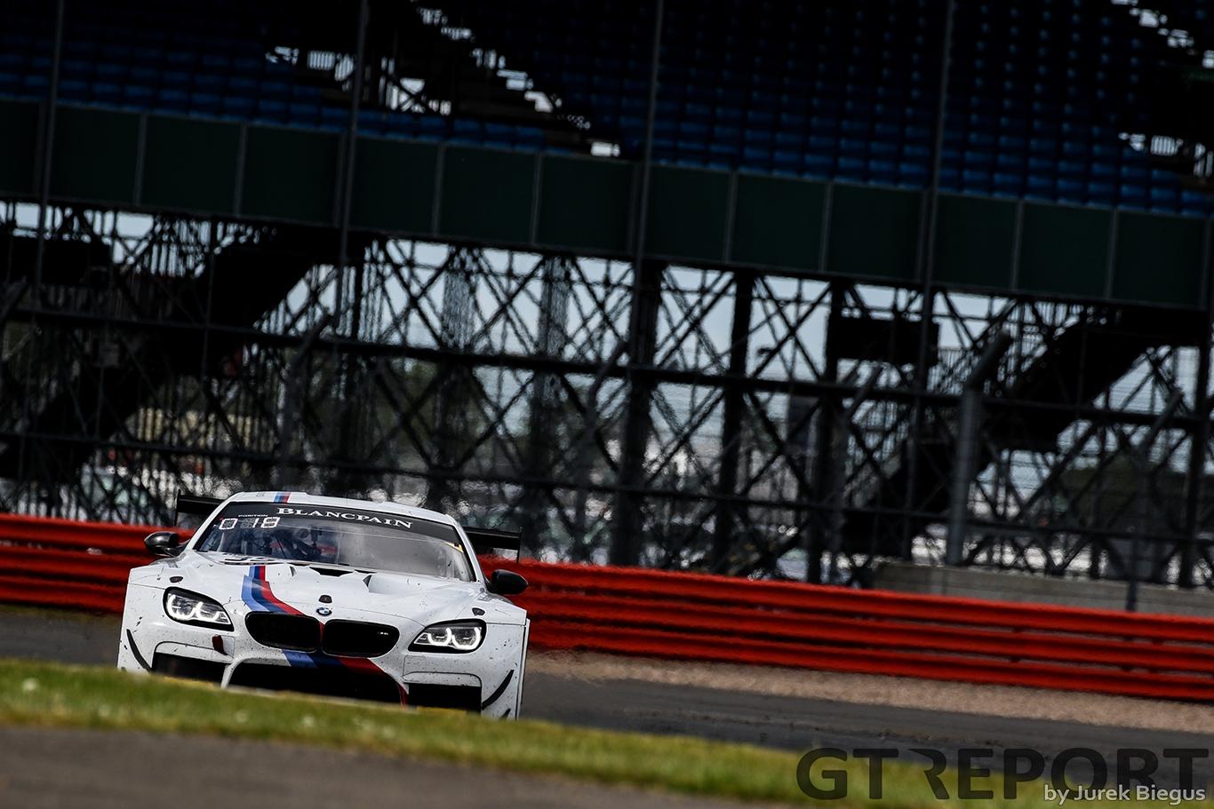Walkenhorst Motorsport | BMW M6 GT3 | Nico Menzel | Mikkel Jensen | Christian Krognes | Blancpain GT Series Endurance Cup | Silverstone Circuit | 14 May 2017 | Photo by Jurek Biegus.