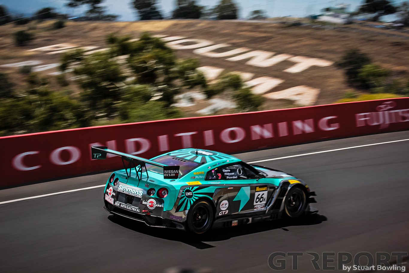 Tech Analysis Nissan Gt R Nismo Gt3 Report Go Back Pics For Electric Circuit Symbols During The 2017 Liqui Moly Bathurst 12 Hour I Was Given Privilege Of Being Able To Visit Garage Small Privateer Team Hobson Motorsport And Get A