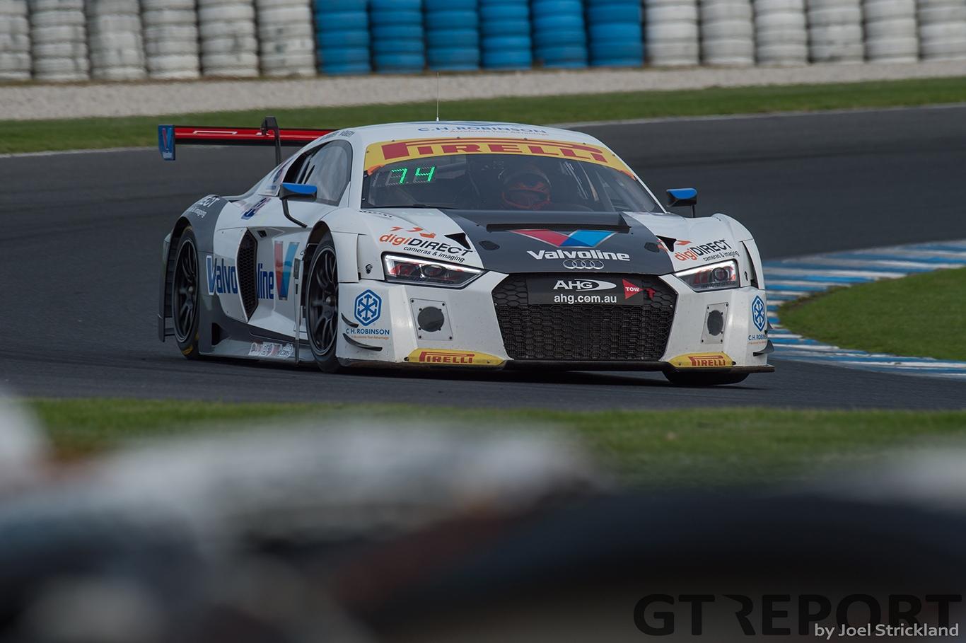 Garth Tander, Geoff Emery, Melbourne Performance Centre, AudiR8 Ultra
