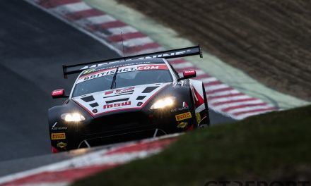 British GT Brands Hatch race report: Vantage in chaos