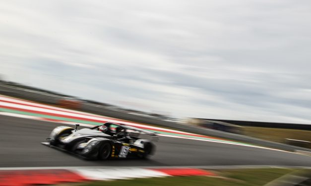 Britcar Prototype Series Snetterton race report: Radical Dons winner's cap
