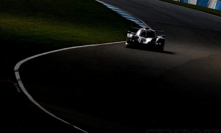 British LMP3 Cup race report: Noble weekend