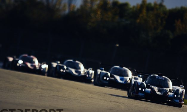 British LMP3 Cup season review