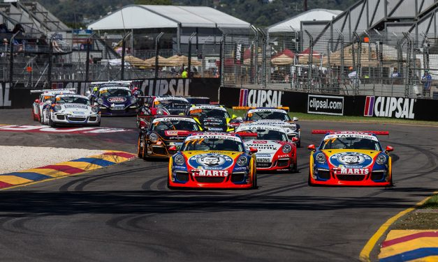 Porsche Carrera Cup Australia season preview