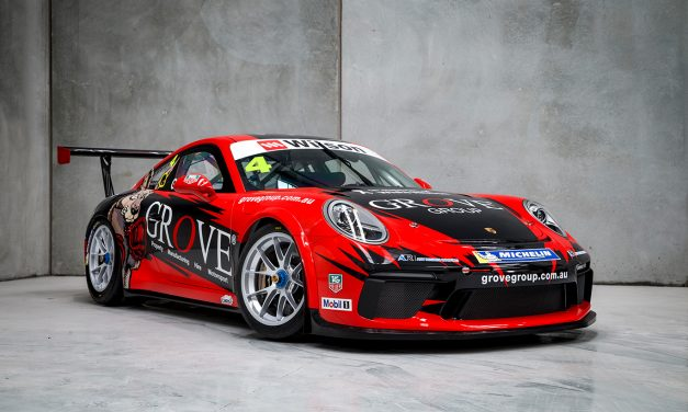 "Stephen Grove: ""Porsche have done a great job developing the new Cup car"""
