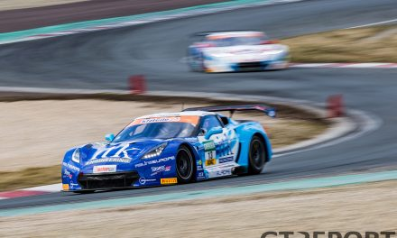 ADAC GT Masters pre-season test gallery