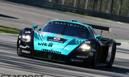 Retro GT: The undefeatable Maserati MC12