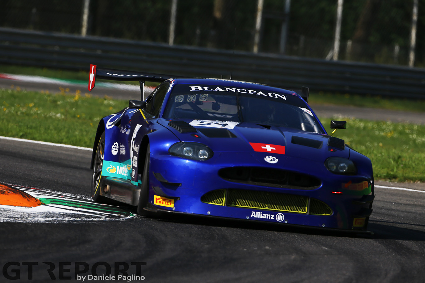 "Alex Fontana: ""There's still room to improve the Jaguar"""