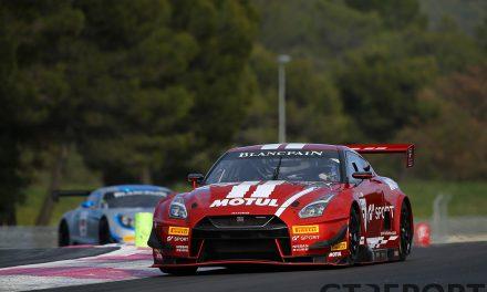 Blancpain GT pre-season test gallery