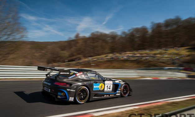 """Adam Christodoulou: """"Be the first British driver to win 'N24' twice—that's the challenge"""""""