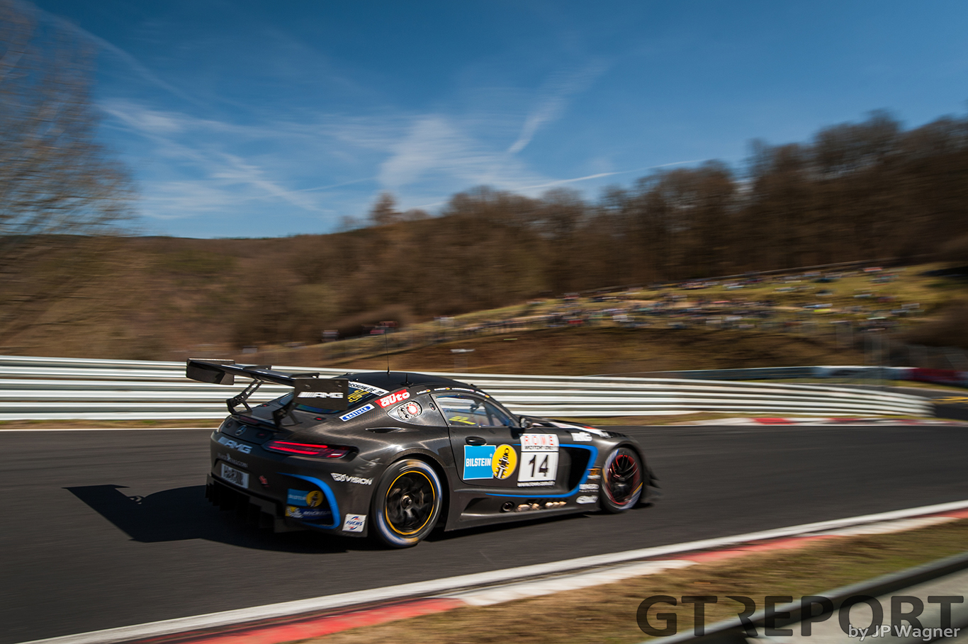 "Adam Christodoulou: ""Be the first British driver to win 'N24' twice—that's the challenge"""
