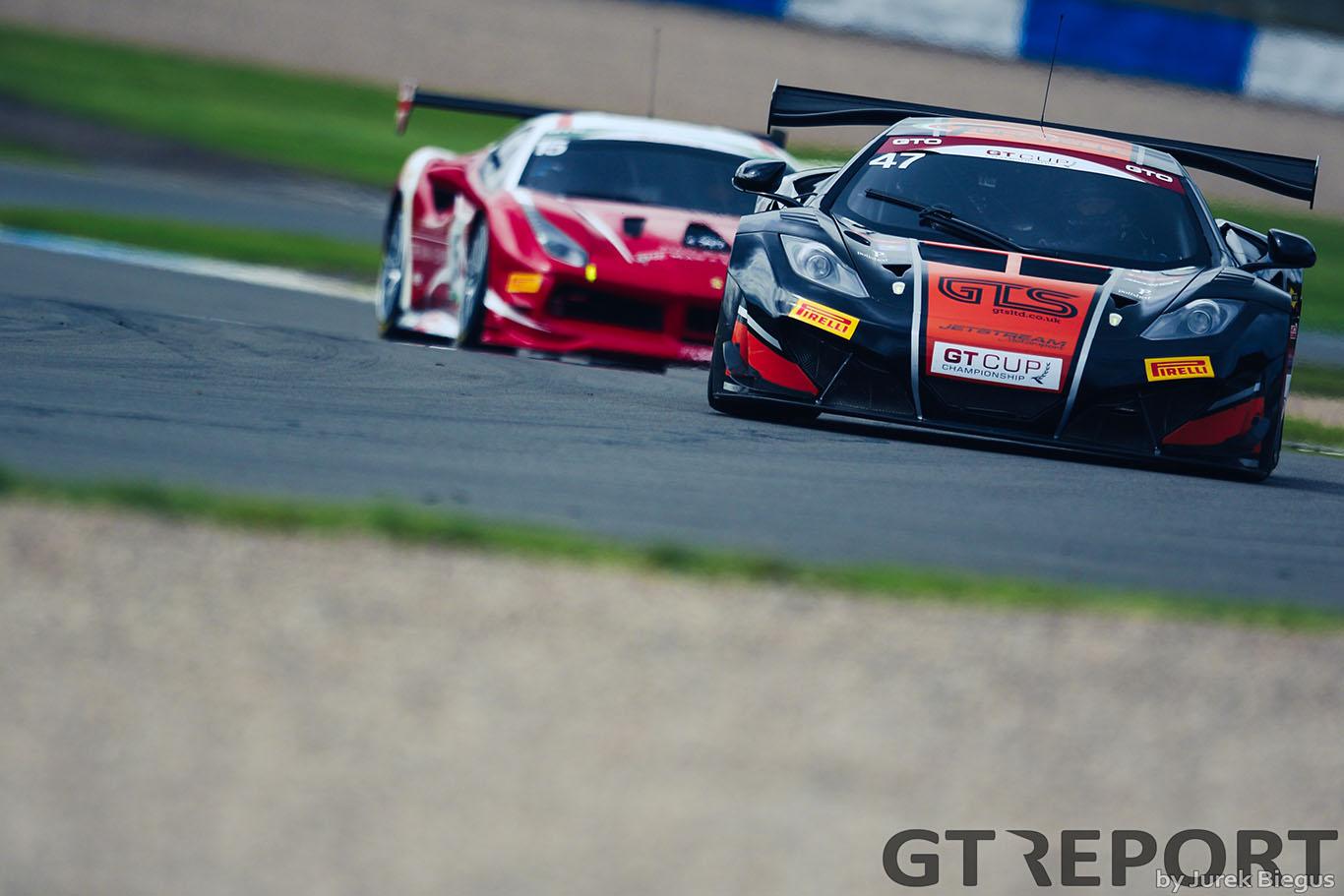 Graham Davidson British GT