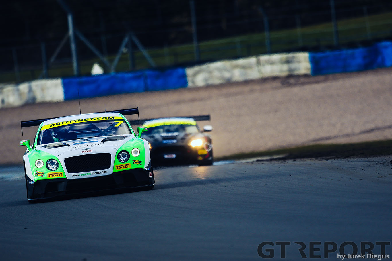 "Callum Macleod: ""The GT3 class is as competitive as it ever has been"""