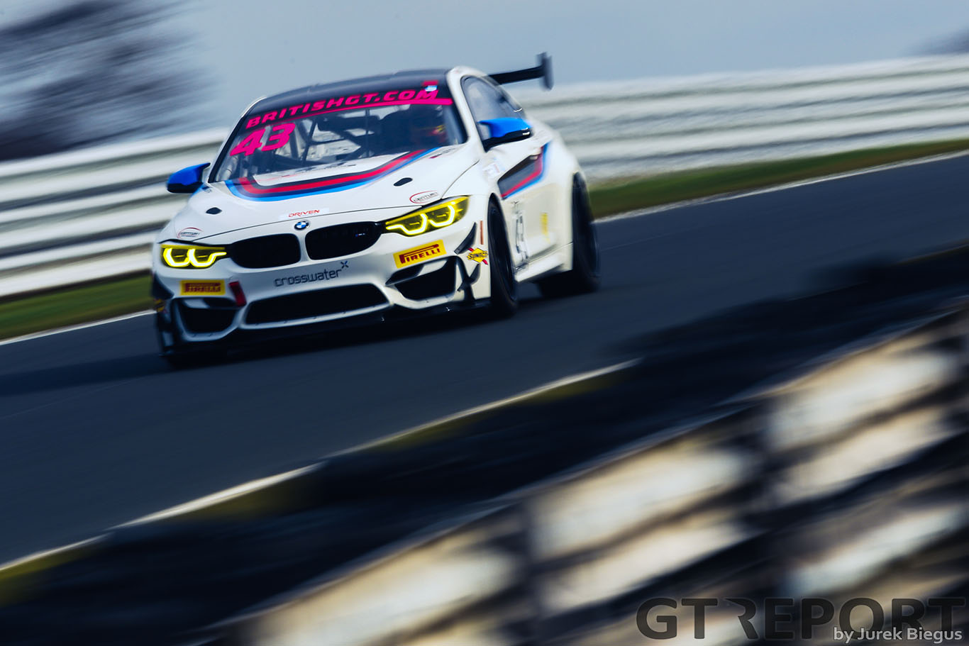 British GT Rockingham preview: GT4