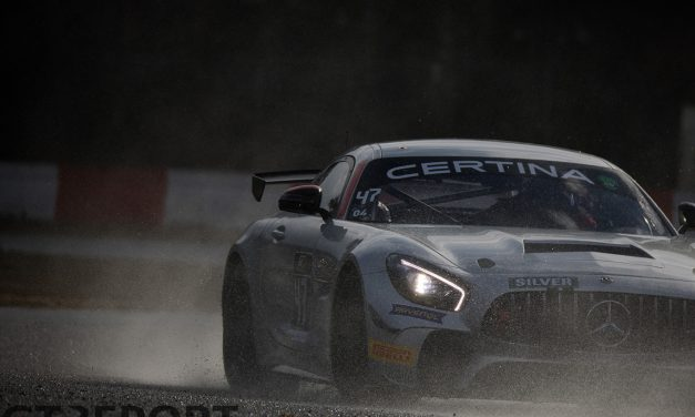 GT4 European Series Zolder test day gallery