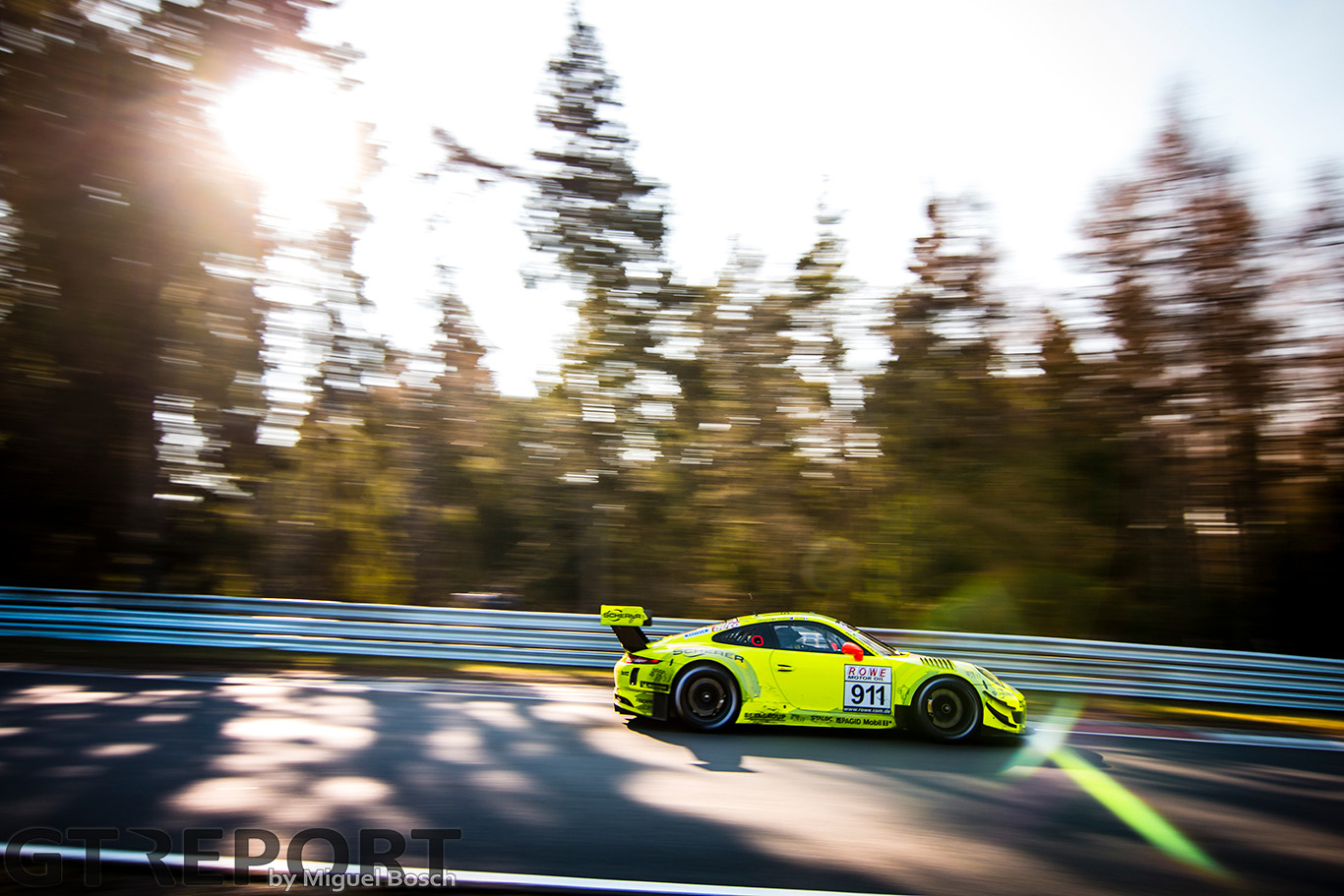 VLN1 race report: No stopping Grello
