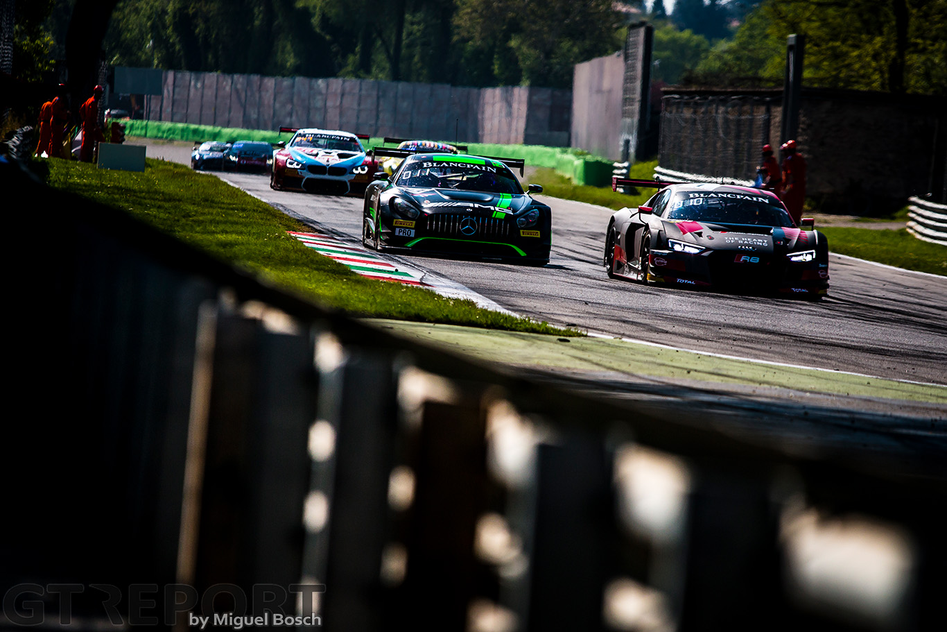 Blancpain GT Monza race report: Forza Germania
