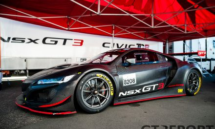 "Marco Bonanomi: ""Honda NSX GT3 feels confident on the Nordschleife"""