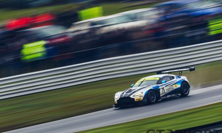 British GT Oulton Park race report: Before the flood