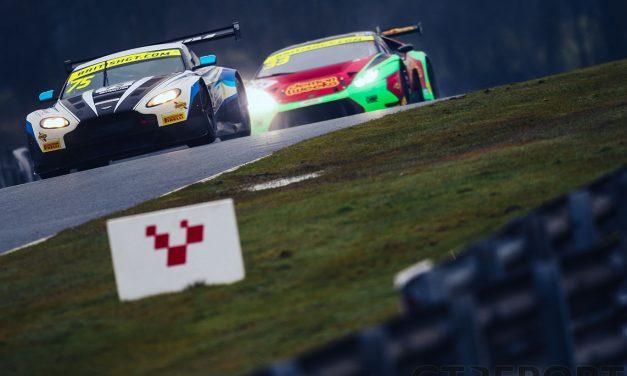 British GT season finale: Donington Park preview