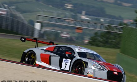 Italian GT Imola race report and gallery