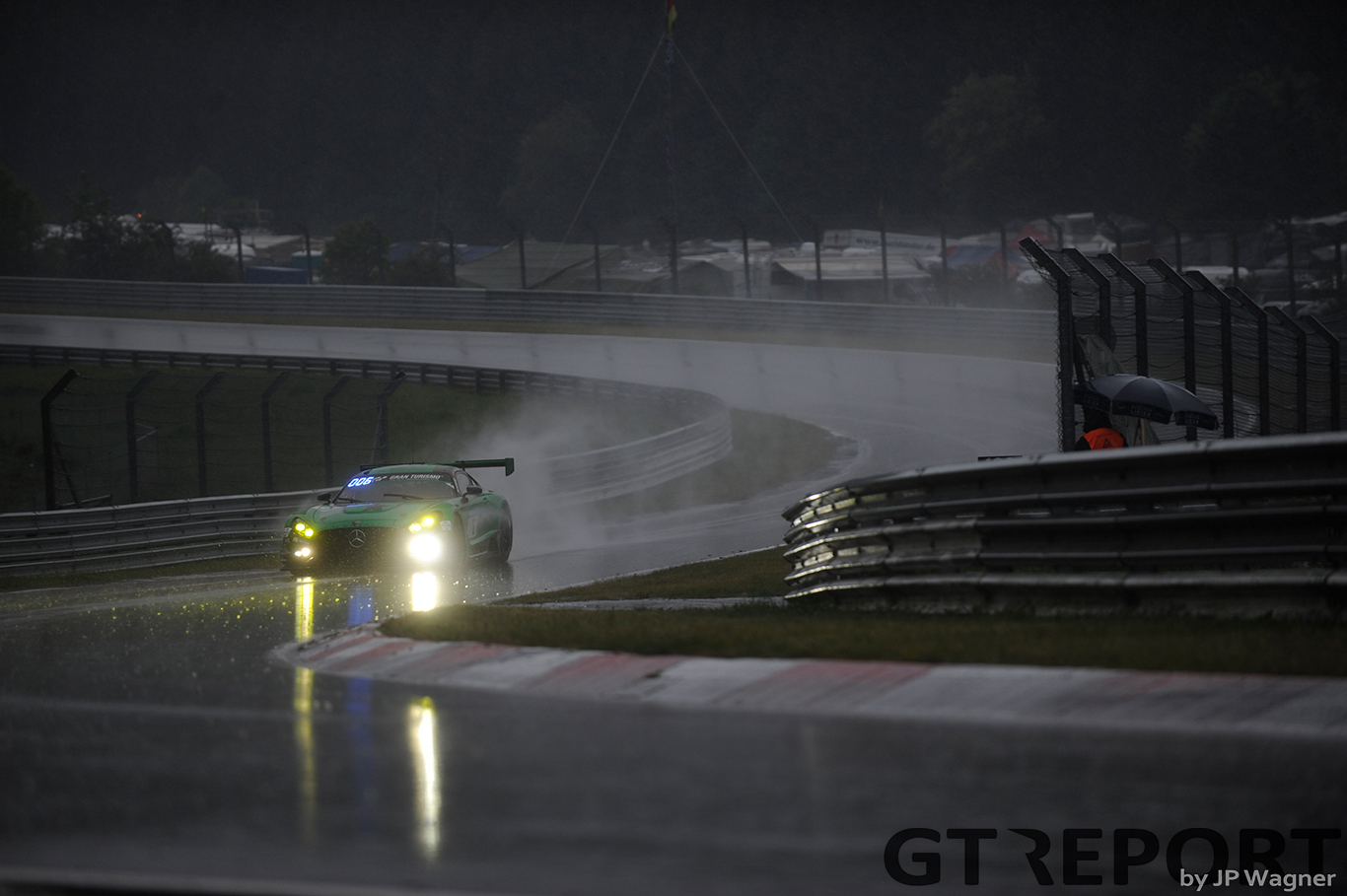 Nürburgring 24 Hours suspended due to fog