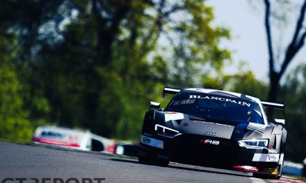 Blancpain GT Brands Hatch live stream