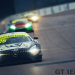 British GT Rockingham race report: Buurman and Mowle emerge victorious