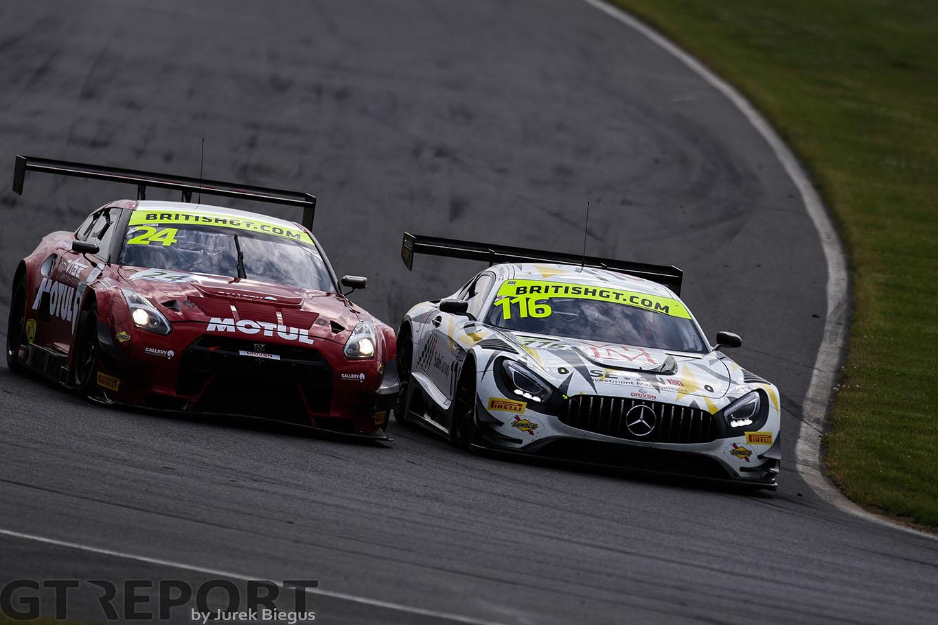 British GT Silverstone 500 live stream