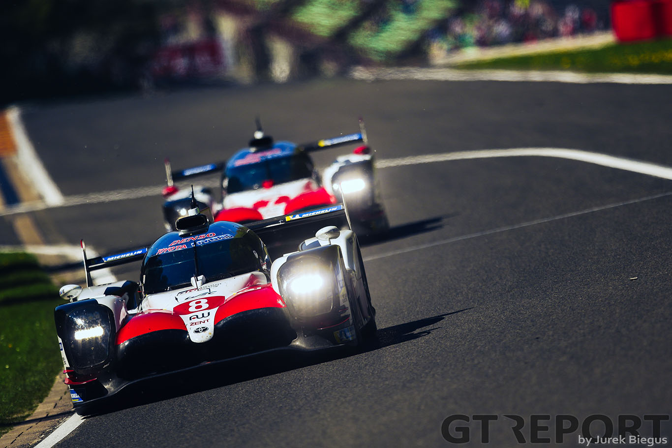 FIA WEC Spa race report: Alone in a crowd