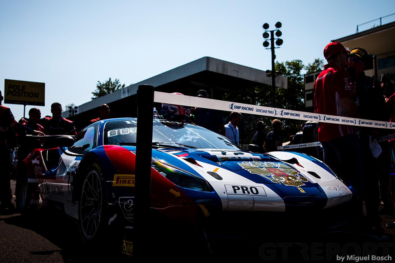 Blancpain GT Monza gallery
