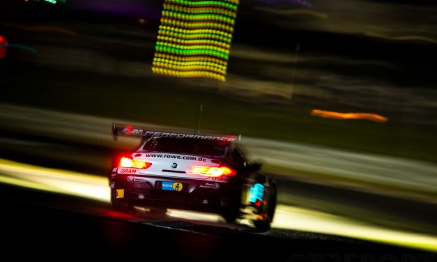 Nürburgring 24 Hours Thursday report