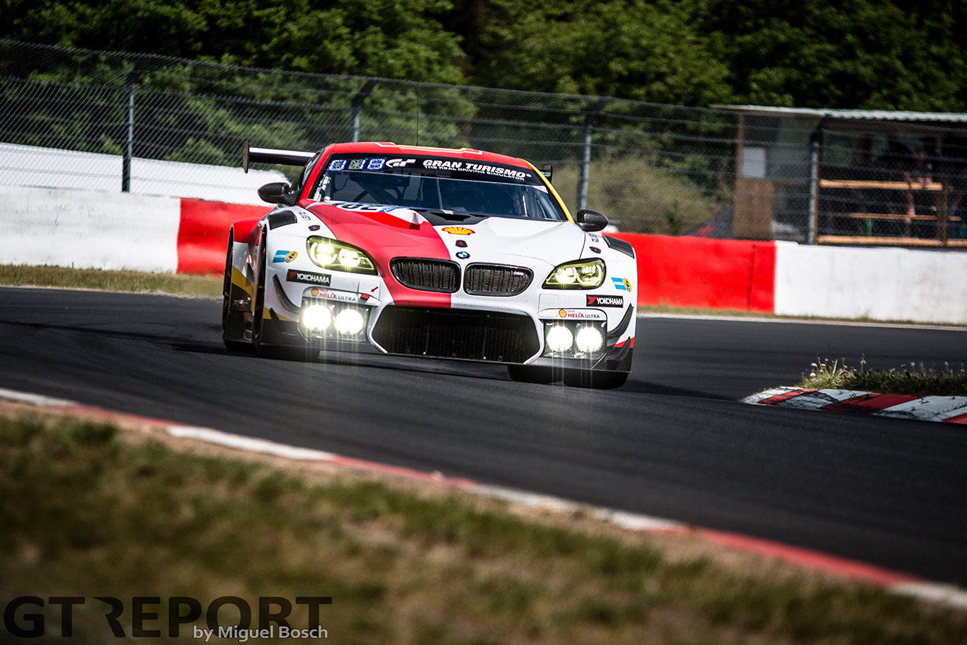 Christian Krognes at the N24: The race