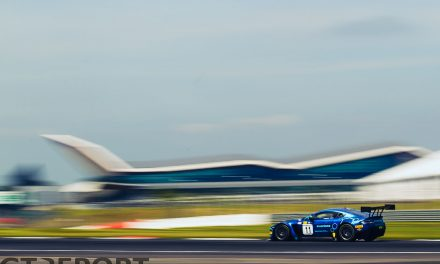 British GT Silverstone 500 race report: Farmer and Thiim carry on Aston domination