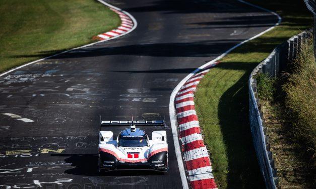VIDEO: Porsche 919 Hybrid Evo record-breaking Nürburgring-Nordschleife lap onboard